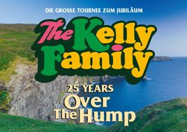 "THE KELLY FAMILY geht 2019 auf ""Over The Hump""-Jubiläumstour"
