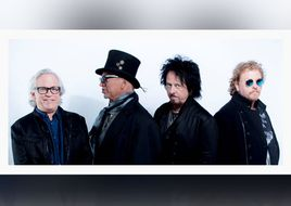 TOTO mit fünf Open-Air-Shows 2019 in Deutschland