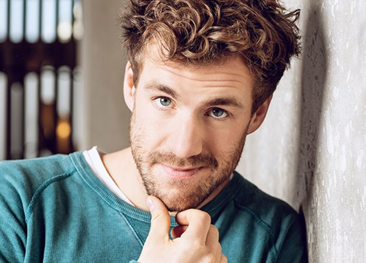 Welcome to Luckyland: LUKE MOCKRIDGE 2019 mit neuem Programm