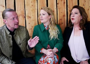 THE KELLY FAMILY im Interview #1: Joey, Patricia & Kathy über das Kelly-Comeback