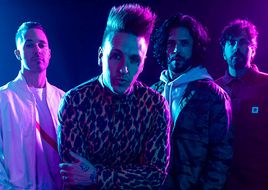 PAPA ROACH Anfang 2020 mit HOLLYWOOD UNDEAD auf Tour