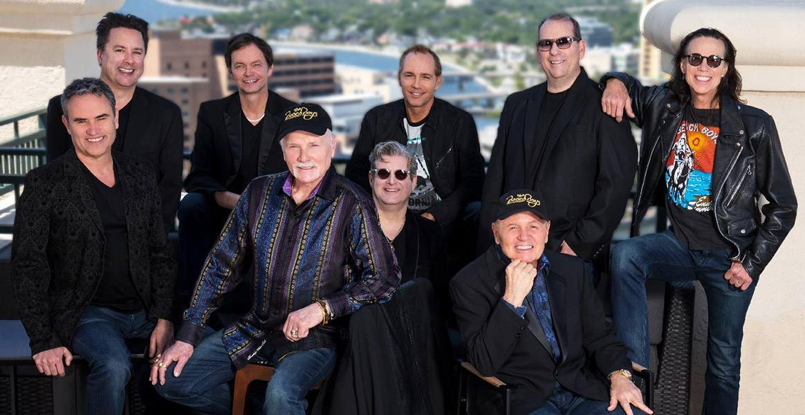 The Beach Boys Gehen 2019 Auf One Night All Hits Tour