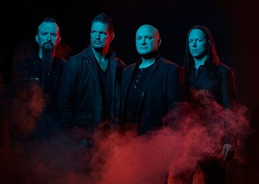 "DISTURBED: Neues Album ""Evolution"", Tour 2019"