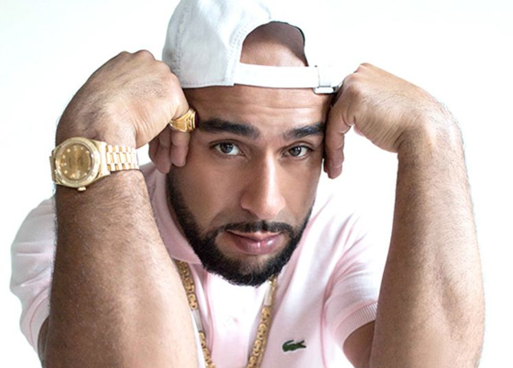 "Zum Start der ""Fuego""-Tour: Rapper VEYSEL im Interview!"