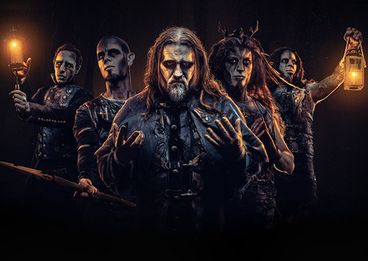 "POWERWOLF im Interview zum neuen Album ""Sacrament Of Sin"""