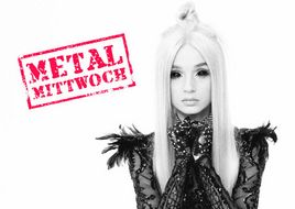 #Metalmittwoch mit POPPY, MONSTER MAGNET, SLIPKNOT, SEPULTURA, KISS u. a.