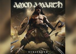 "AMON AMARTH kündigen Album ""The Berserker"" an; neuer Song ""Raven's Flight""!"