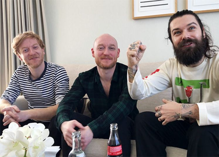 "BIFFY CLYRO im Interview zum ""MTV Unplugged""-Album"