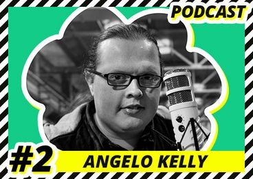 HEADLINER Podcast: Folge #2 mit ANGELO KELLY