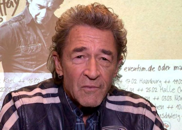 PETER MAFFAY im Interview zur MTV Unplugged Tour