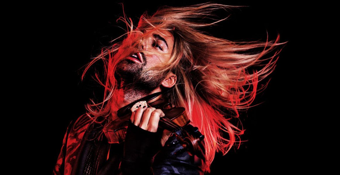 David Garrett Explosive Tour
