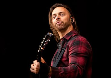 BULLET FOR MY VALENTINE: TourTalk-Interview mit Sänger Matt Tuck