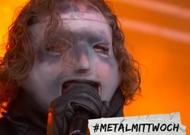 #METALMITTWOCH mit SLIPKNOT, MARILYN MANSON, OPETH u. a.