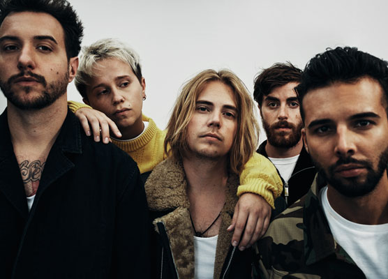Nothing But Thieves Eventim