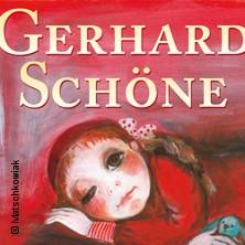 Karten für Gerhard Schöne in Leipzig