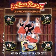 ErdbeerBrause - Die Wirtschaftswunder-Revue in DUISBURG * Theater am Marientor,