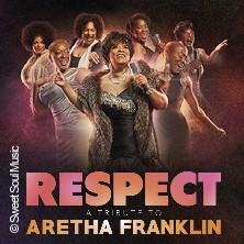 Respect - The Aretha Franklin Tribute Show   München