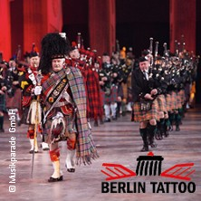 Berlin Tattoo 2019 - Internationale Militärmusikschau