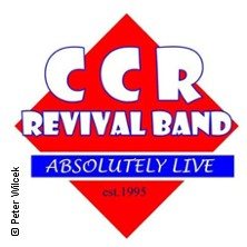 Karten für CCR-Revival-Band - A Tribute to CCR in Bensheim