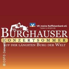 Burghauser Konzertsommer Karten für ihre Events 2017