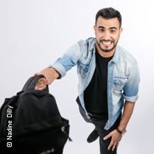 Amjad: Lachen verbreiten, Angst vermeiden