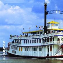 Einlaufparade / Mississippi Queen - Reederei Kapitän Prüsse Tickets