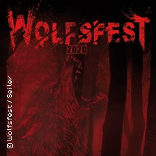 Wolfsfest Tour 2020 - Varg + Supports