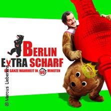 Kabarett: Berlin Extra Scharf - Kabarett-Theater Distel Berlin Karten