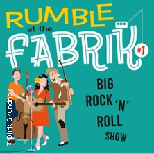 Rumble At The Fabrik # 1