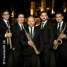 Ginzburg Dynastie - Jazz Festival in BERLIN * Kammermusiksaal Philharmonie