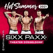 SIXX PAXX Düsseldorf #hotsummer 2021