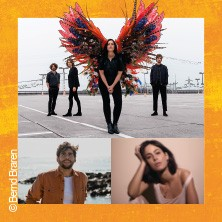 7. Grafschaft Open Air 2020: Silbermond , Alvaro Soler, Lena in NORDHORN, 29.08.2020 - Tickets -