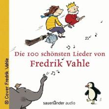 Fredrik Vahle in BERLIN * Pfefferberg Theater,