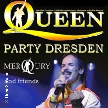 Karten für MerQury - Queen-Coverband in Berlin - Müggelheim