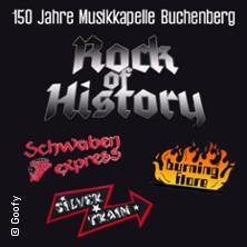 Rock of History - 150 Jahre Musikkapelle Buchenberg in BUCHENBERG * Eventhalle ? Allgäu Concerts,