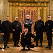 Ural Kosaken Chor in NEUHAUSEN OB ECK * Ev. Kirche,
