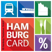 Hamburg CARD 2019 in HAMBURG * Hamburg Tourismus GmbH,