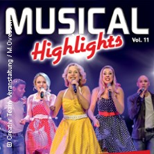 Musical Highlights - Die schönsten Songs in einer Show in ARNSBERG * Sauerland-Theater Arnsberg,