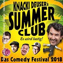 Knacki Deuser's Summer Club