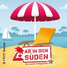 Espen Nowacki´s AB IN DEN SÜDEN - Die rasante Schlagershow in BREMEN * FRITZ,