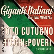 I Giganti Italiani - Die grosse italienische Nacht mit Toto Cutugno und Ricchi e Poveri