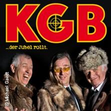 KGB KuhnleGaedtBaisch: Der Jubel rollt in WAIBLINGEN * Bürgerzentrum im Welfensaal,