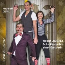 Zirkus Angela- Schicksalsjahre einer Kanzlerin