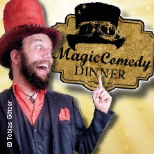 Magic Comedy Dinner präsentiert von WORLD of DINNER in KASSEL * Orangerie Kassel,