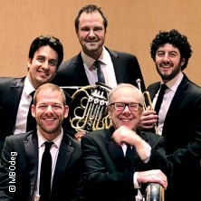 Canadian Brass: Karnevalskonzert in Regensburg, 04.03.2019 - Tickets -