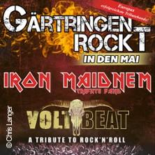 Iron Maidnem & Voltbeat