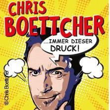 Chris Boettcher - Immer dieser Druck!