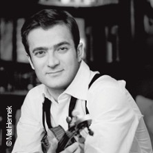 Renaud Capuçon, Violine / Pablo Ferrández, Violoncello