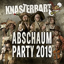 Knasterbart - Abschaumparty 2019 in MÜNCHEN * Backstage Club