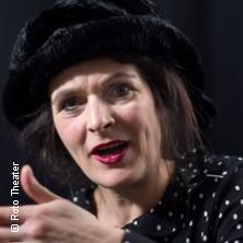 Mascha Kaleko - ein Leben im Exil - mit Barbara Kleyboldt in DORTMUND * Roto Theater,